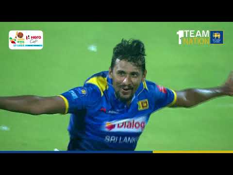 Suranga Lakmal's thrilling final over | South Africa needed 8 runs from 6 balls