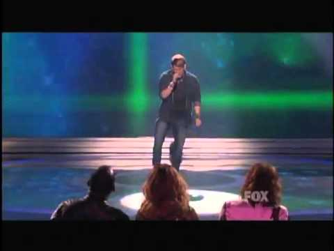 Final Song - James Durbin - Maybe I'm Amazed - American Idol 2011 Top 4 Results Show - 05/12/11