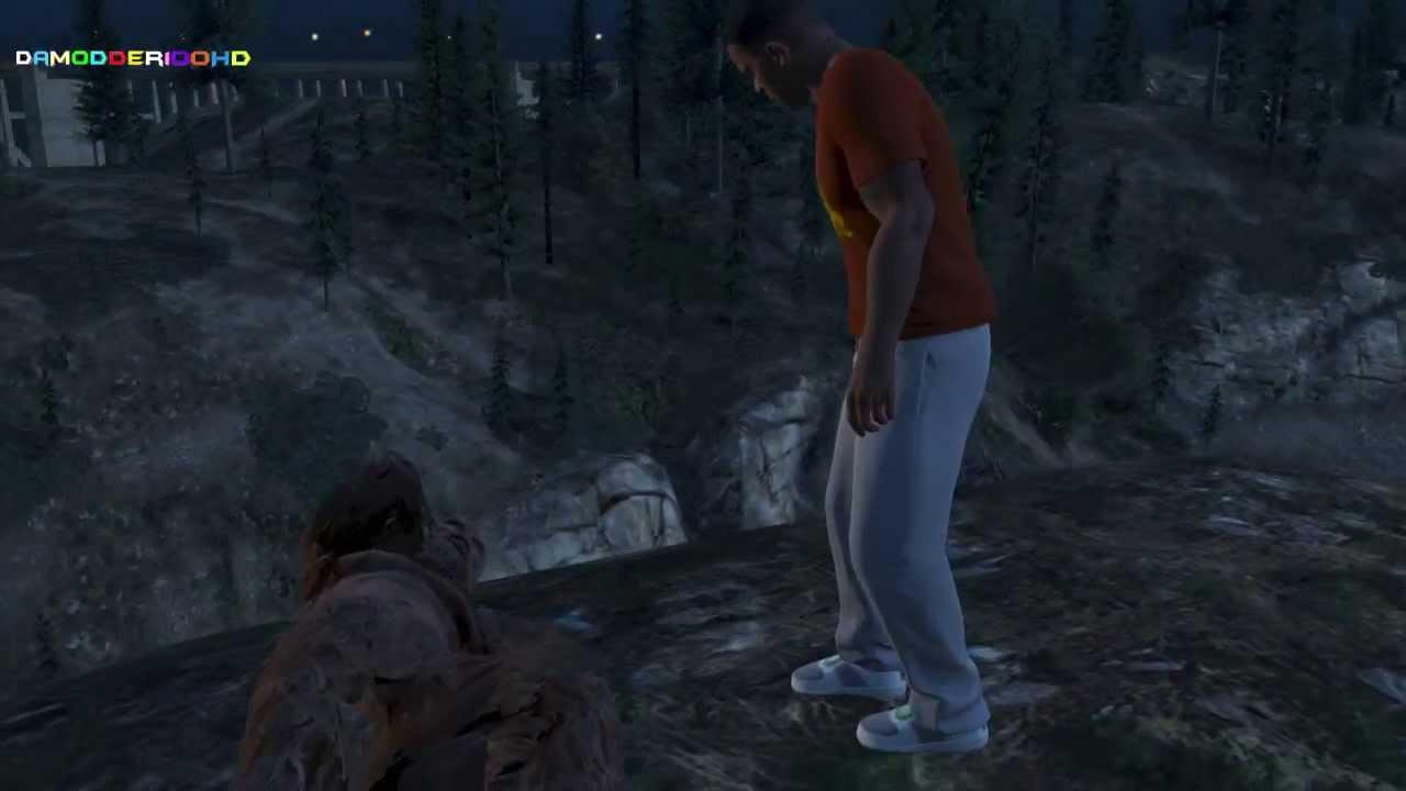 Gta  Bigfoot Easter Egg Secret Mission Gta V Bigfoot Location Grand Theft Auto V Youtube