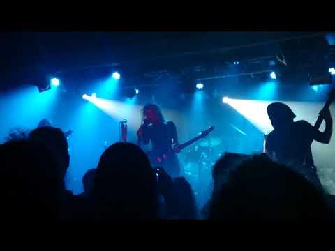 Myrkur - Skøgen Skulle Dø + Skaði, live in Stockholm 2017