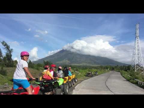 Mt. Mayon Tour in Legazpi, Albay