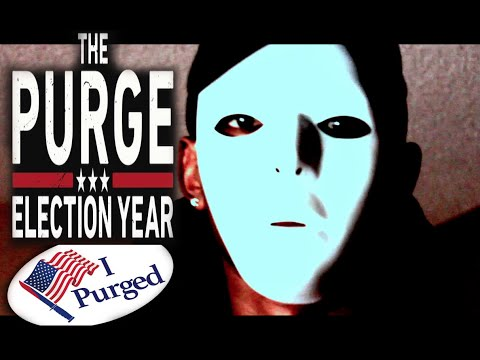 The Purge: Election Year Review/ Epic Racist Rant!