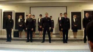 ETIHAD Airways - Batch 327 Graduation 30/04/2009