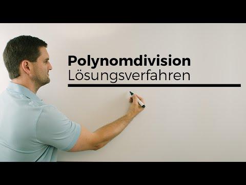 polynomdivision als l sungsverfahren nullstellen. Black Bedroom Furniture Sets. Home Design Ideas