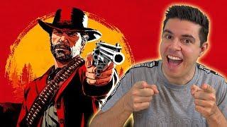 'Red Dead Redemption' for første gang