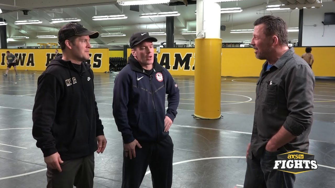 ef3ff36c82f Pat Miletich Talks Wrestling With Tom and Terry Brands - YouTube