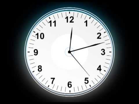 Clock - Adobe After Effects free templates download - YouTube