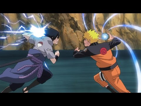 Gone Forever - Naruto vs sasuke[AMV]