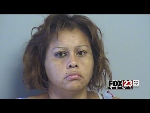 VIDEO: Tulsa woman sentenced to life in...
