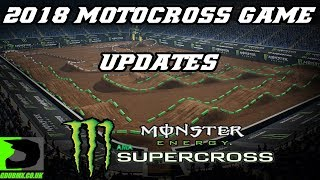 All Upcoming Motocross Games 2018 Updates And News!!