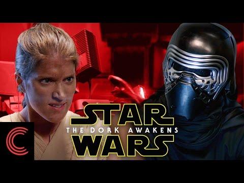 Star Wars: The Dork Awakens - Kylo Ren vs. Rey