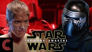 Star Wars: The Dork Awakens - Kylo Ren vs. Rey