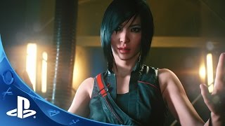 "Mirror's Edge Catalyst - ""Why We Run"" Launch Trailer 