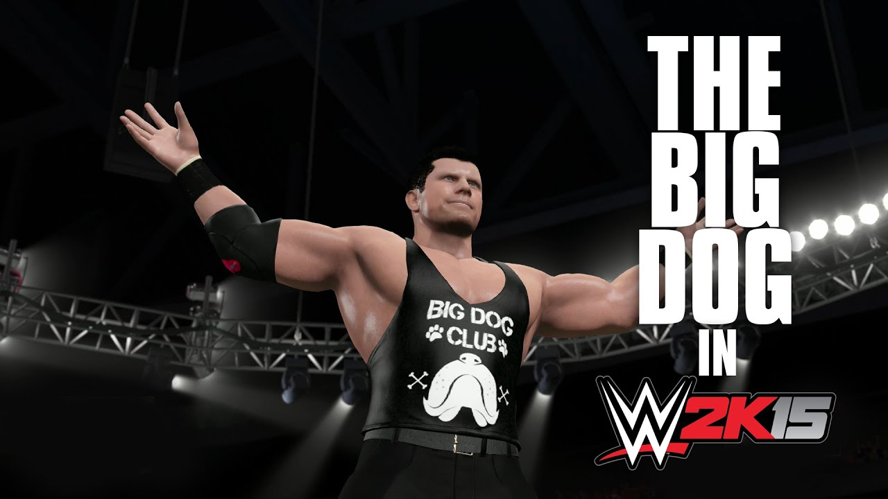 Who Is Big Dog In Wwe