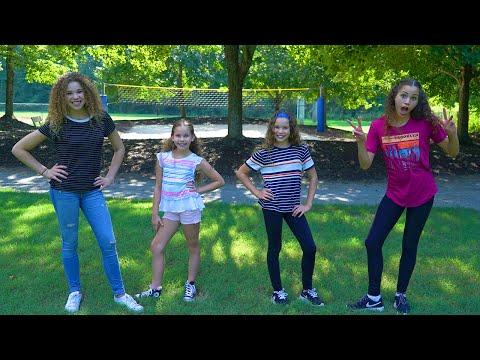 Haschak Sisters - Get Away (Dance Tutorial)