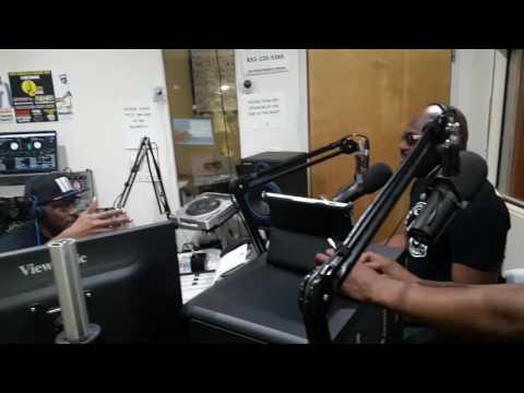 Dj Roy live interview with Richie Stephens on Irie Jam Radio 2017.