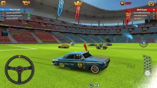 Free Soccer Pocket Rocket League - Dubai Drift 2