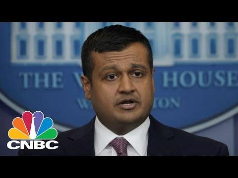 LIVE: White House Holds Daily Press Briefing – Thursday Feb 22, 2018 | CNBC
