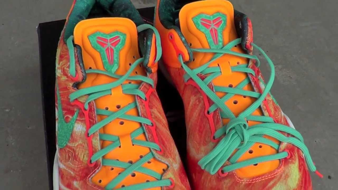 99199e92ef3b Kobe 8 All Star Extraterrestrial Review - YouTube