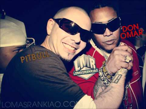 Don Omar Feat. Pitbull - Cuentale (Remix)