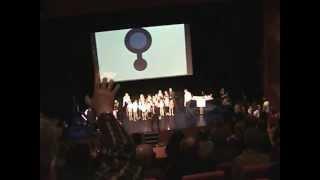 Volta kampioenenparade 2012 van 2 miniteams
