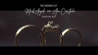 Mark Angelo and Ana Cristine | On Site Wedding Film by Nice Print Photography