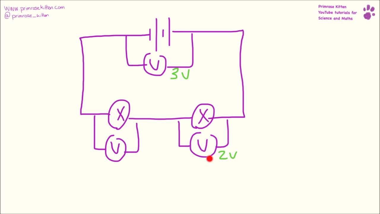 Potential Difference In A Series Circuit Circuits Mini 2 Total Resistance