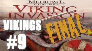 Medieval: Total War Viking Invasion - Viking Campaign #9