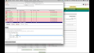 Remotely triggered ABF and Arbor TMS in Cisco CRS CGSE Demo