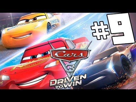 Cars 3 Driven to Win Walkthrough Part 9 Explosive TAKEDOWN (Nintendo Switch)