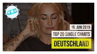 TOP 20 SINGLE CHARTS ♫ 16. JUNI 2019