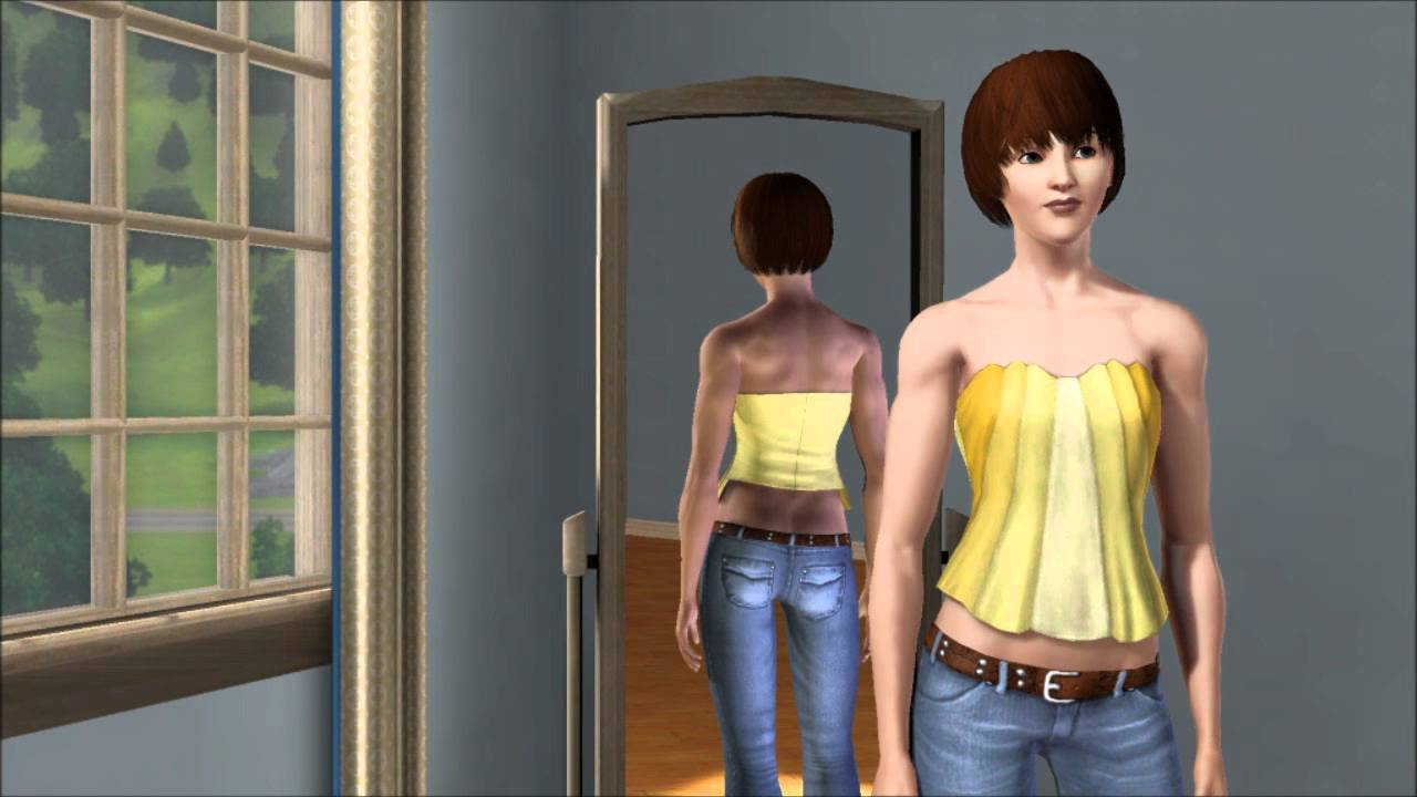 sims 3 town life stuff clothing, hairstyles | stadt accessoires
