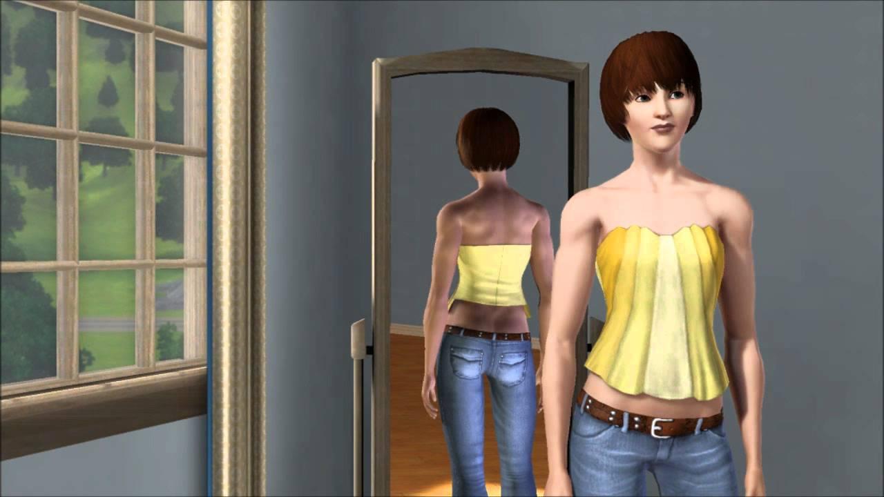 Sims 3 frisuren outfit anpassen