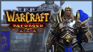 Warcraft 3 Reforged: 40 Minutes of Gameplay