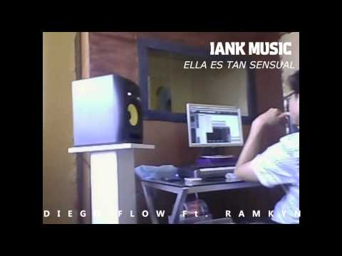 PREVIEW ELLA ES SENSUAL REMIX (By IANK MUSIC)