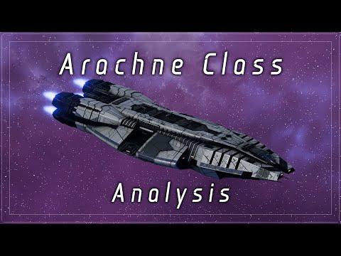 Battlestar Galactica: Arachne Class Analysis |