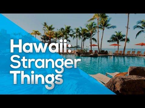 HAWAII STRANGER THINGS  / ARCHIPELAGO / PLANET / MYSTERIES