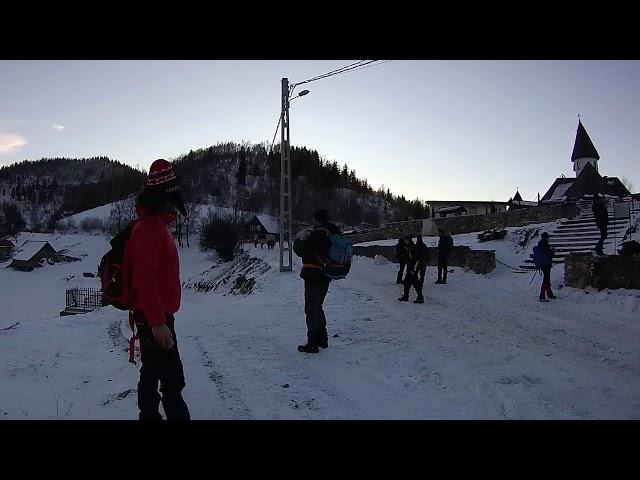 Excursie pe Valea Ierii, parte a II-a