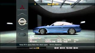 NFS: Shift 2 Unleashed - Full car list!