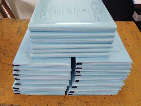 Project Bindings Making Process | Bindings | Book Bindings | Project Bindings