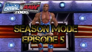 wwe svr 2006 kurt angle season mode episode 5