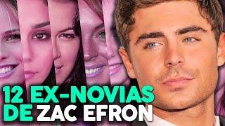 12 Ex Novias de Zac Efron