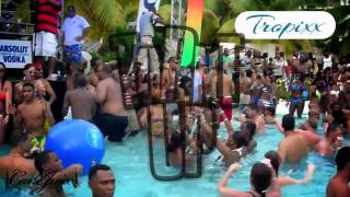 TROPIXX Cooler Fete - The Ultimate Summer Pool Party St.Kitts