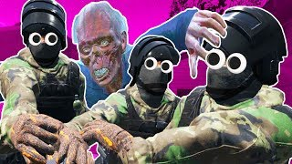 YouTubers VS Zombies! - Pavlov VR Gameplay - VR HTC Vive