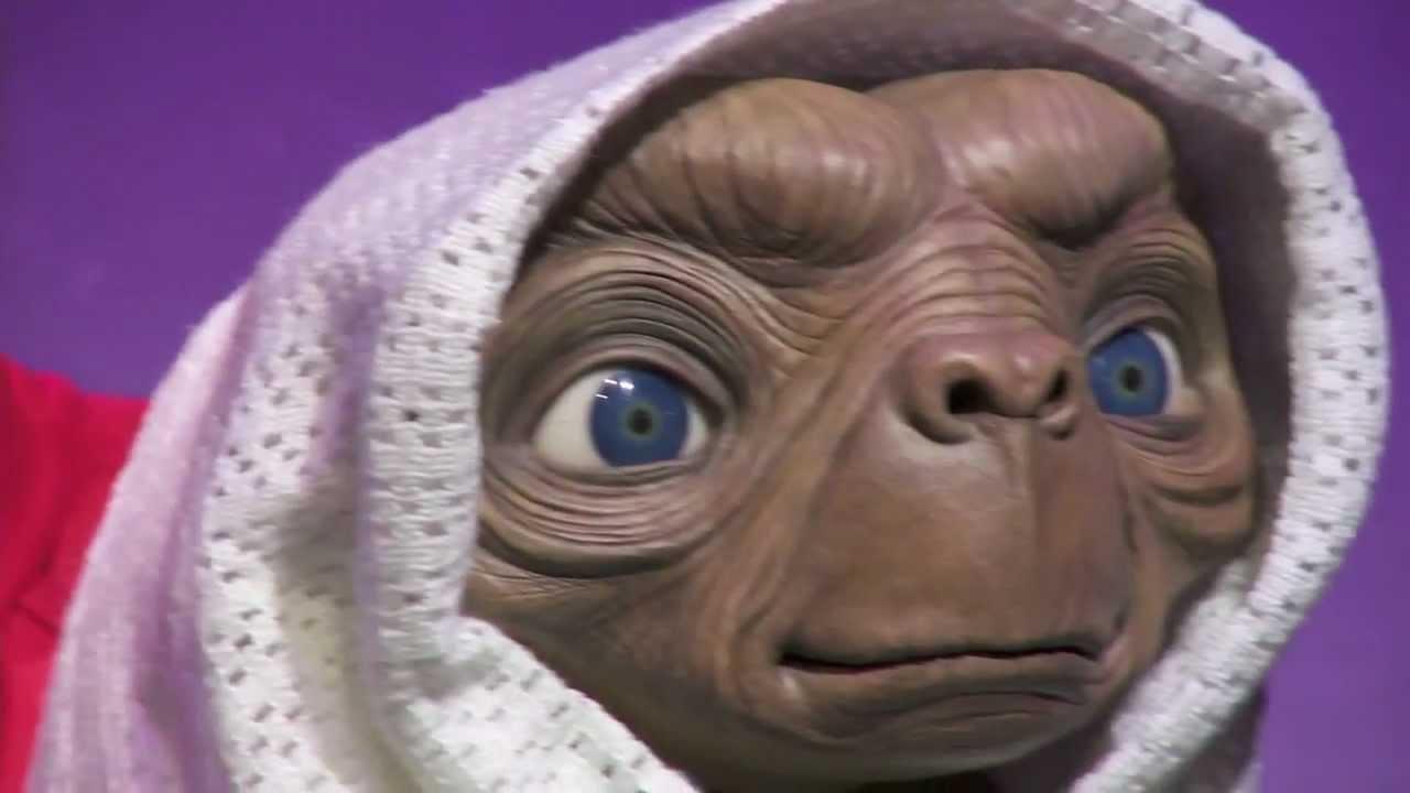 Full Making Of ET - YouTube