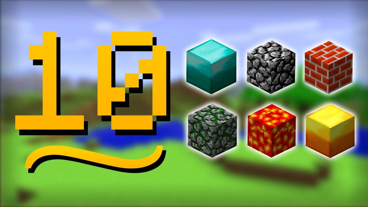 Minecraft: 10 Textures That Were Changed - YouTube