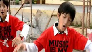 Repeat youtube video Crush na Crush Kita by Monterozo Twins official music video