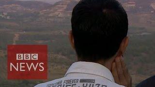 'I smuggled jihadists into Syria' - BBC News