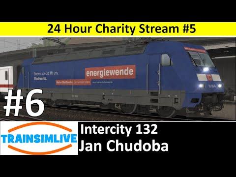 Train Simulator 2018 - Children in Need 2017 - #6 Intercity 132