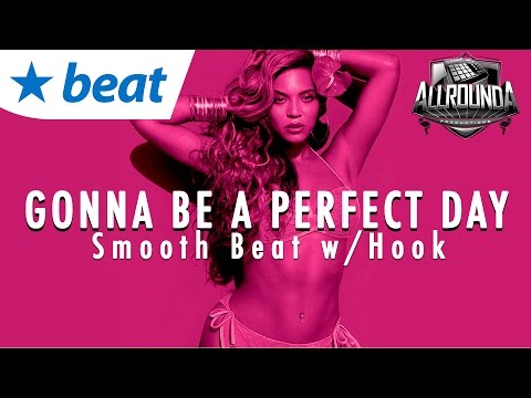 Chill Rap Beat x Hip Hop Instrumental With Hook 2016 - GONNA BE A PERFECT DAY - Free DL